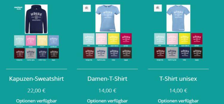 Online-Shop für Schulkleidung